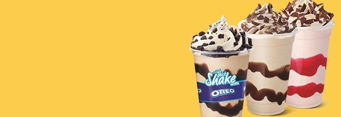 Thick Shakes
